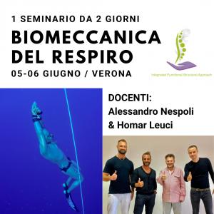 Biomeccanica del respiro